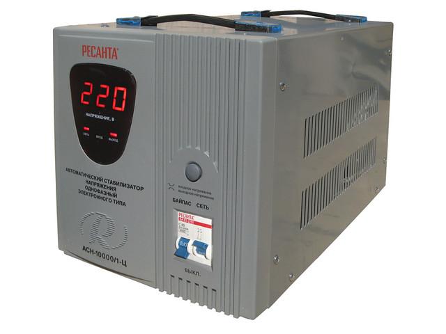 Стабилизатор 10000/1 АСН Ц