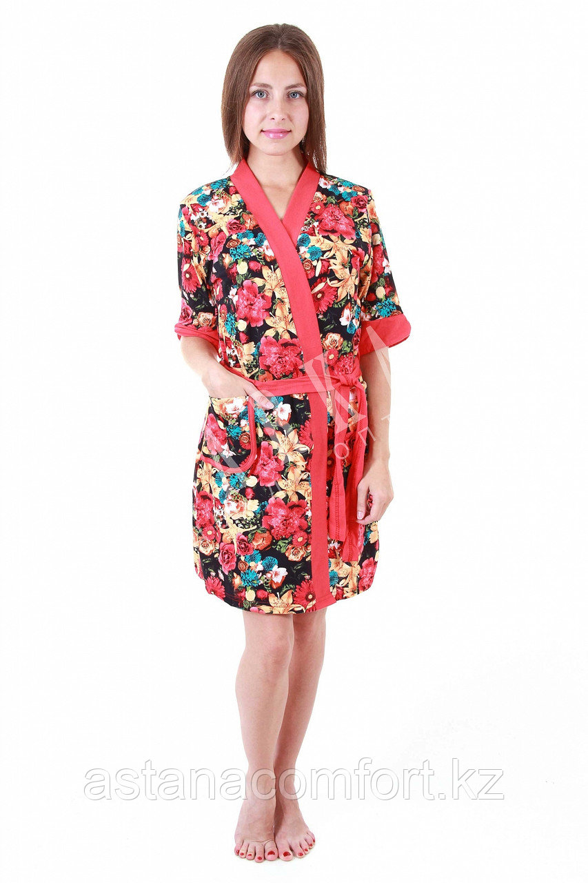 Халат + сорочка. Комплект для дома женский