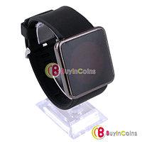 LED часы с сенсорным экраном (черные, белые), фото 1