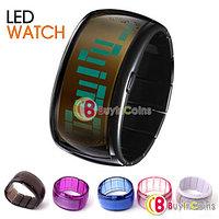 Спортивные наручные LED часы