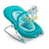Chicco: Кресло-качалка Balloon Turquoise гол., фото 2