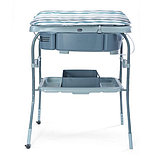 Chicco: Столик для пеленания + ванночка Ocean, фото 5