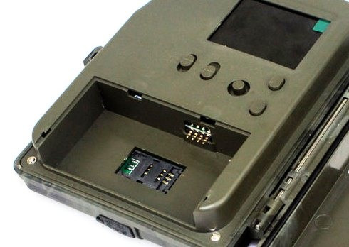 """Слот для SIM-карты в корпусе """"Сокол + MMS"""""""