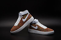 Кроссовки Nikе Air Force 1 Mid Flyknit 2016 Multicolor (36-44), фото 4