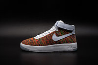 Кроссовки Nikе Air Force 1 Mid Flyknit 2016 Multicolor (36-44), фото 2