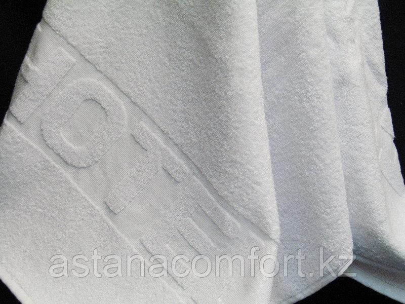 Полотенце гостиничное белое банное 140*70 см. Украина