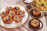 Цептер рецепты белорусской национальной кухни.Яблоки, запеченные с клюквой.
