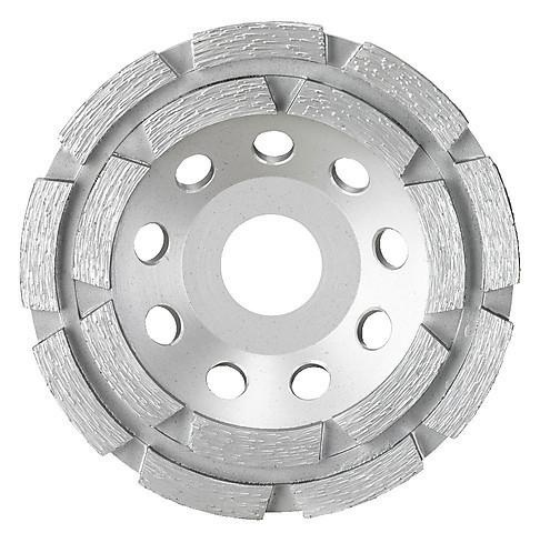 """Чашка (диск) алмазная шлифовальная по бетону """"Черепаха"""" 125"""