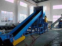Оборудование по переработке отходов ПЭТ бутылок