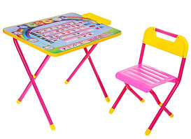 """Набор детской мебели """"Дэми 1. Алфавит"""""""