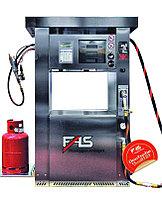 Универсальная колонка FAS-220WM с функцией заправки бытовых газовых баллонов
