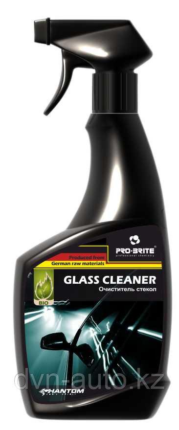 ОЧИСТИТЕЛЬ СТЕКОЛ; GLASS CLEANER