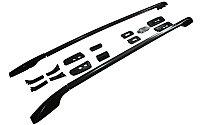 Рейлинги на Land Cruiser 200 2008-21 черные