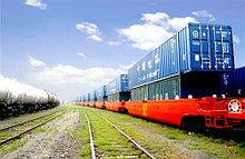 Грузовые железнодорожные перевозки по СНГ