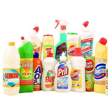 Чистящие средства и моющие средства