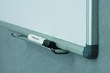 Доска маркерная магнитная в алюминиевой раме X7 80*60см 2x3 (Польша), фото 3