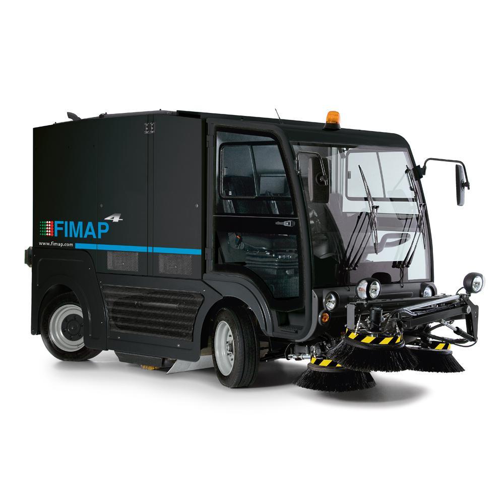Промышленная подметальная машина FIMAP4
