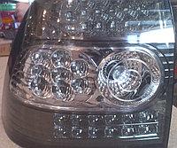 Фонари задние диодные серо-белые Лада Приора, фото 1