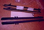 Правильная установка рейлингов на автомобиль Лада Гранта
