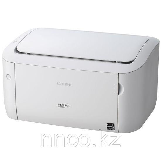 Принтер лазерный Canon i-SENSYS LBP6030W (+2 картриджа в комплекте)
