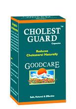 Холест Гард, холестерин под контролем, Гудкеа (Байдьянахт)  / Cholest Guard Goodcare (Baidyanath) 60 капсул