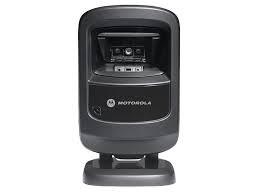 Сканер штрихкода Motorola DS9208 2D настольный (черный, USB)