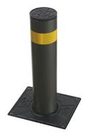 Выдвижной электромеханический боллард (столб) EASY 115/500 антипарковачный