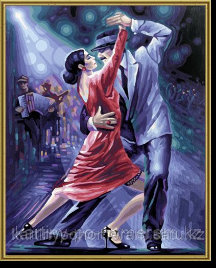 """Картины по номерам  - Алматы, """"Танго 3"""""""