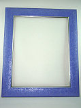 """Рама из багета для картины """"Голубые розы"""" 40х50 см, фото 2"""