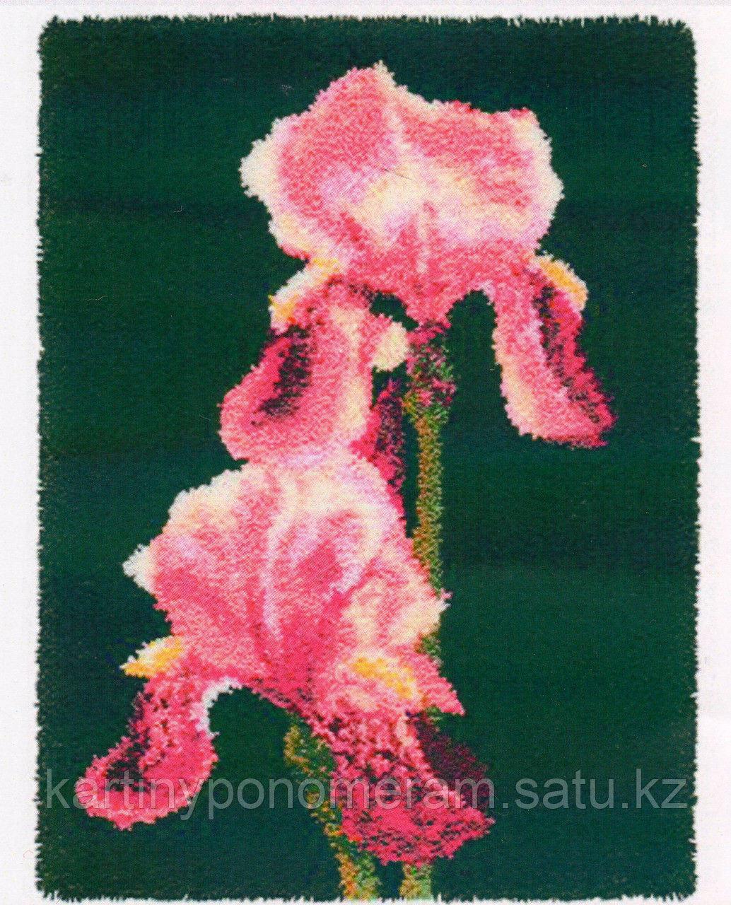 Вышивка в ковровой технике ZD158, 52x38см