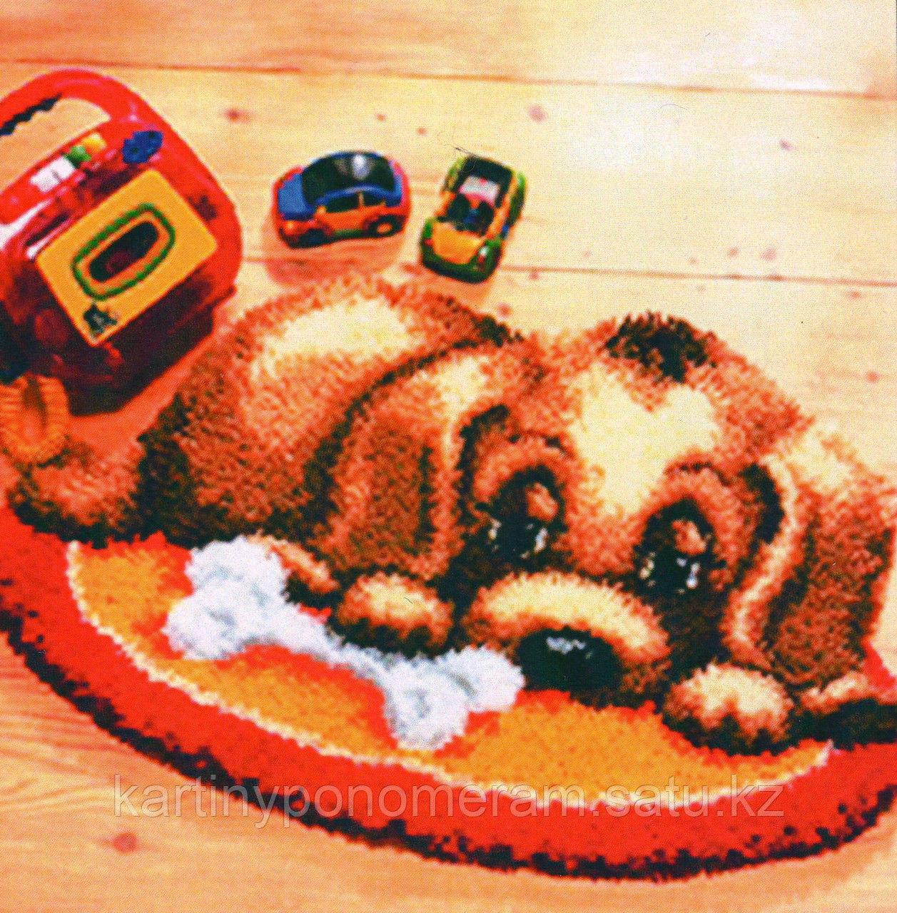 Вышивка в ковровой технике ZD010, 52x38см
