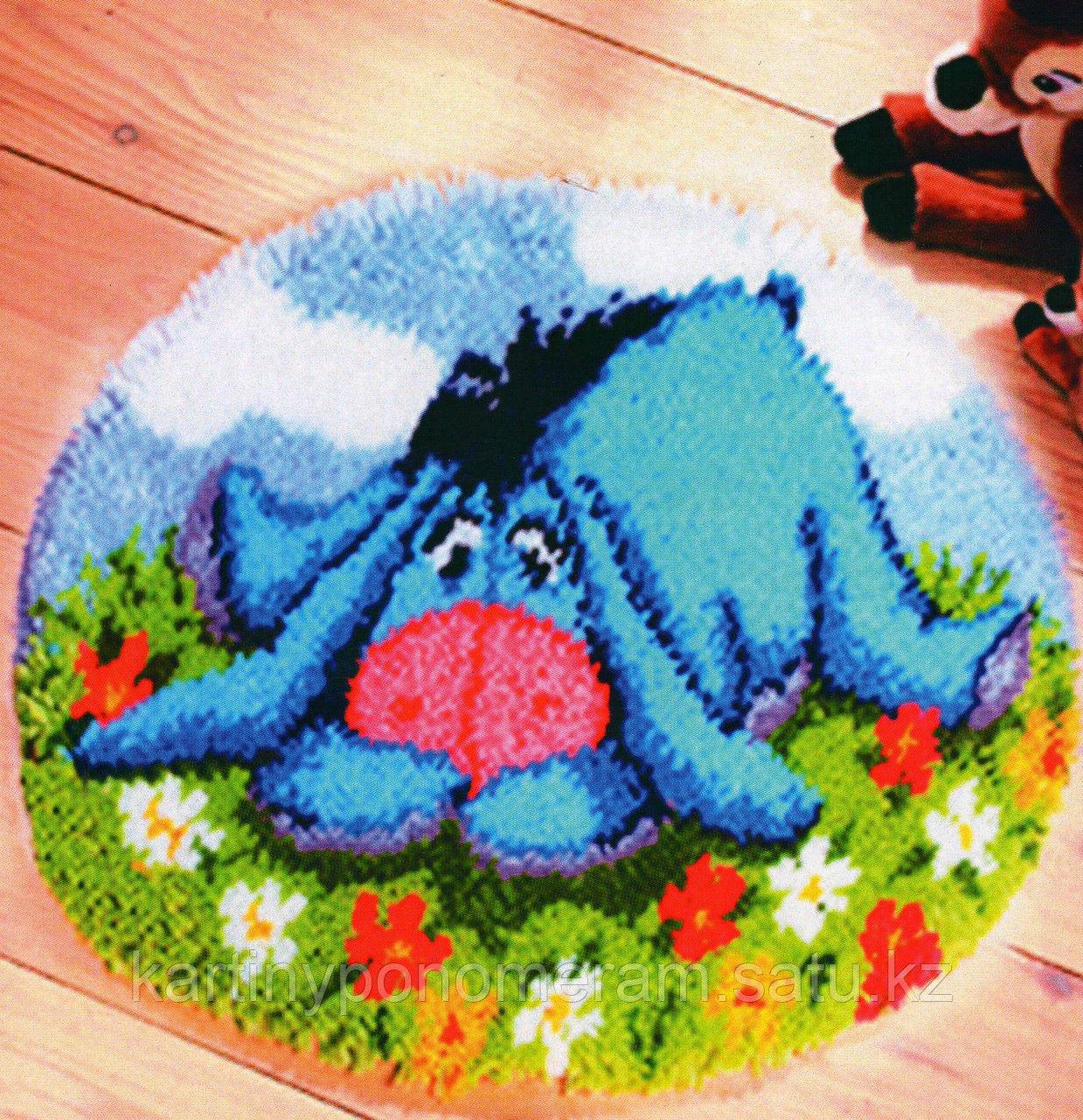 Вышивка в ковровой технике ZD009, 52x52см
