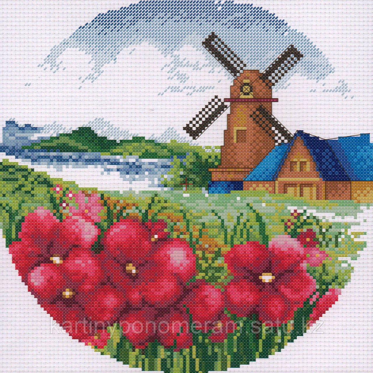 Вышивка крестом  DOME-2 100126, 32x32 см