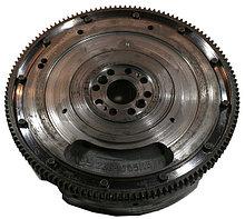 236-1005115-Л Маховик 2-дисковое сцепление МАЗ, УРАЛ 132 зуб. нового образца ЯМЗ-236