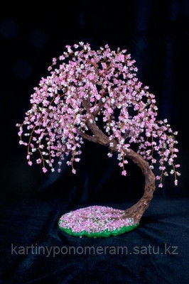 "Набор для творчества ""Бисерное дерево - Сакура"""