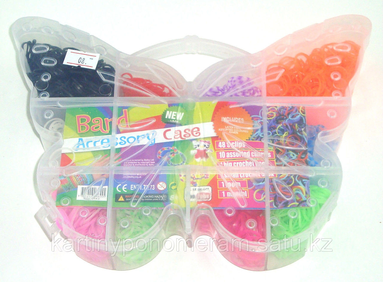 Набор резиночек Loom Bands - 08