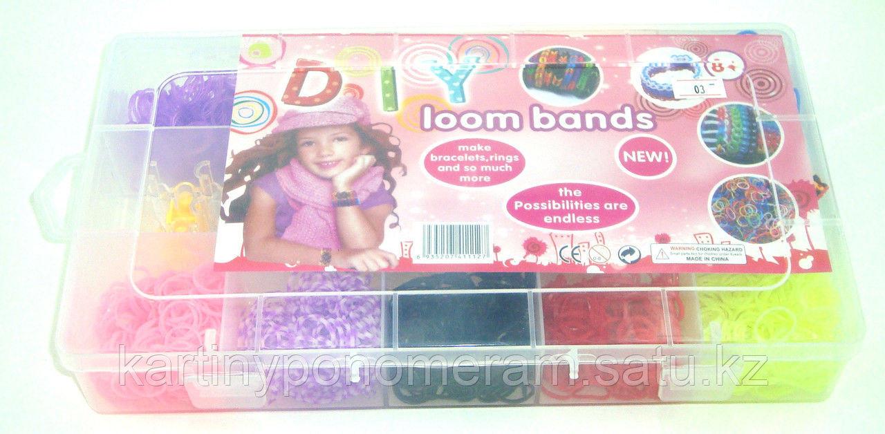 Набор резиночек Loom Bands - 03