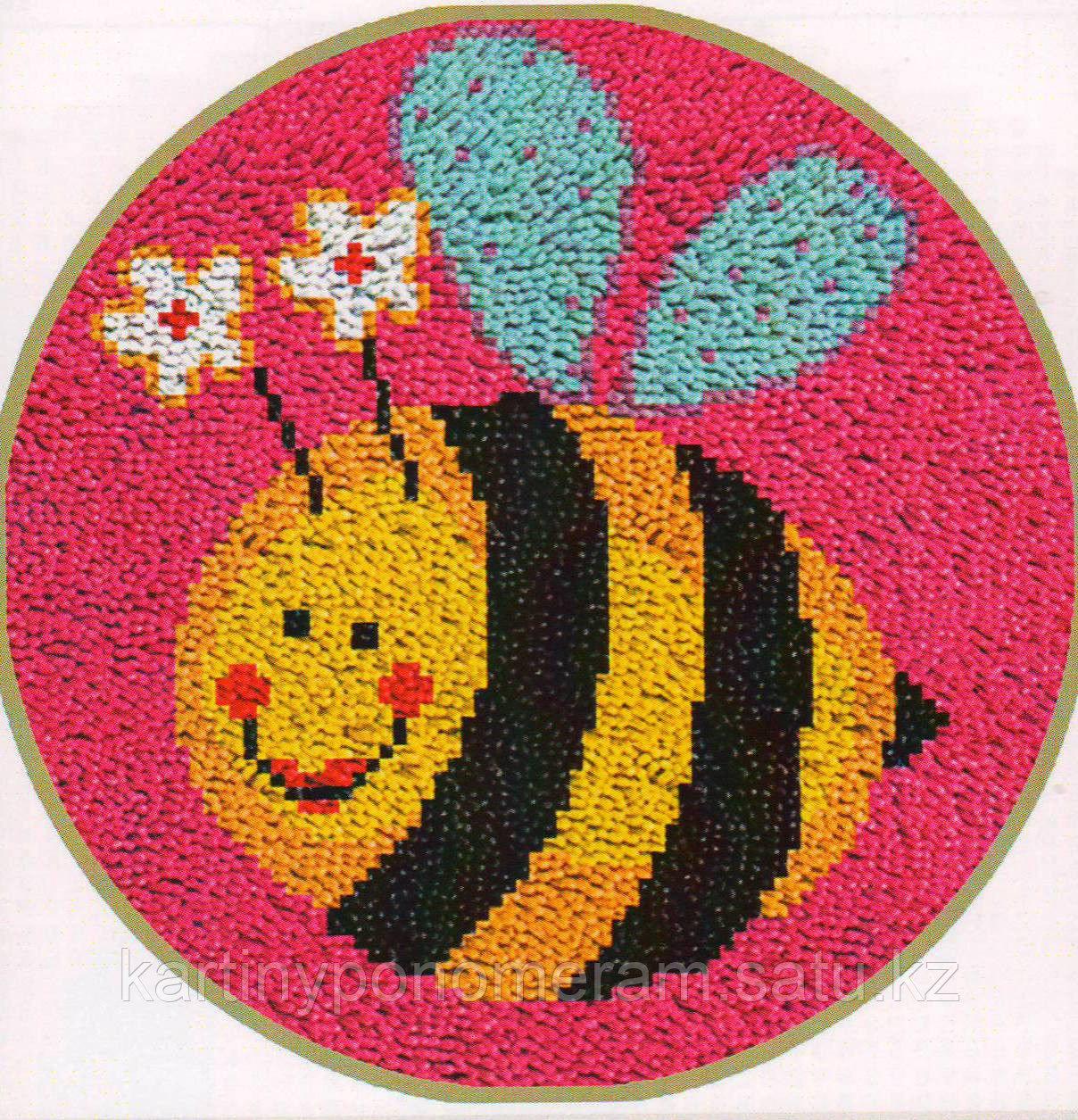 Вышивка в ковровой технике ZD226