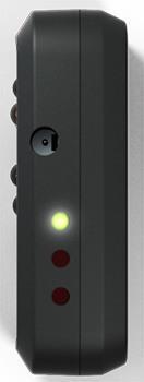 Светодиоды для индикации уровня заряда аккумулятора обнаружителя
