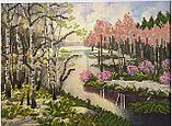 """Набор для вышивания бисером """"Весна пришла"""" арт.571, фото 2"""