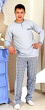 Трикотажная мужская пижама