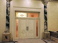 Витражи для межкомнатных дверей, D-180