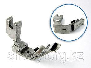 """P338C 3/8"""" (S10C 3/8"""") Лапка для настрачивания тесьмы (ленты)по центру, шириной 9,5 мм"""