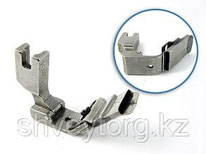 """P312C 1/2"""" (S10C 1/2"""") Лапка для настрачивания тесьмы (ленты)по центру, шириной 12,7 мм"""