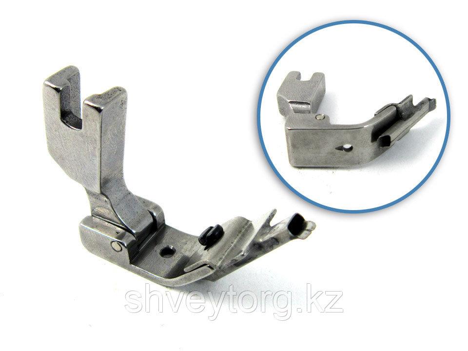 """P318C 1/8"""" (S10C 1/8"""") Лапка для настрачивания тесьмы (ленты) по центру, шириной 3,2 мм"""
