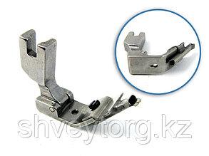 """P318C 1/8"""" (S10C 1/8"""") Лапка для настрачивания тесьмы (ленты)по центру, шириной 3,2 мм"""