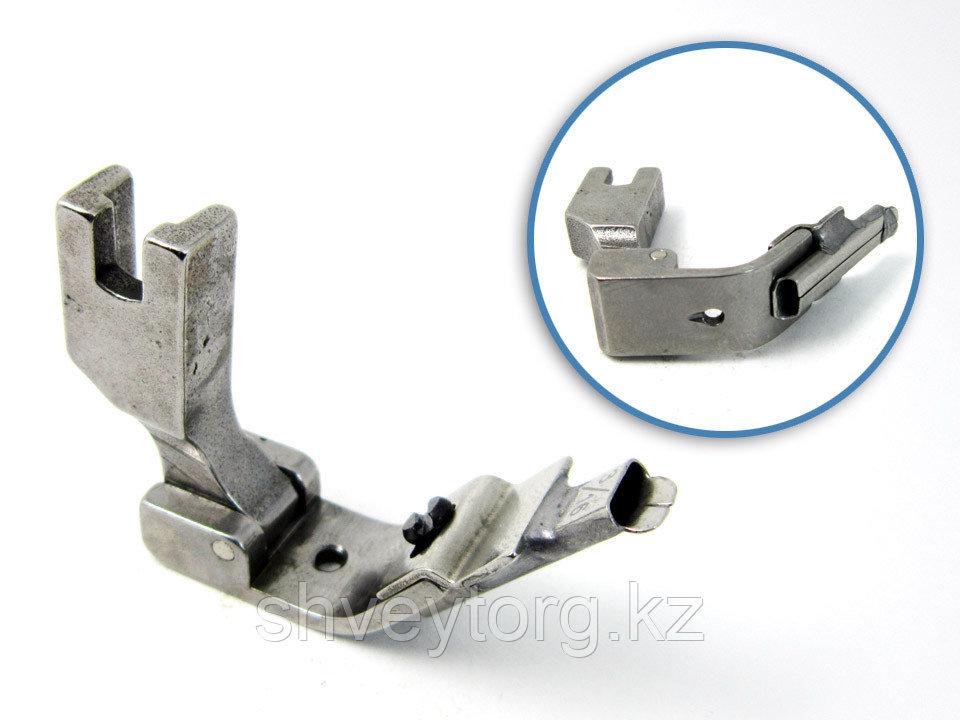 """P3316C 3/16"""" (S10C 3/16"""") Лапка для настрачивания тесьмы (ленты) по центру, шириной 4,8 мм"""