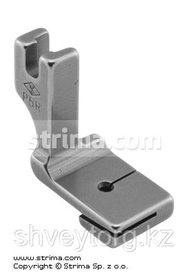 P5R Лапка для формирования складок, литая - средняя (расстояние от иглы до края ткани 4 мм)