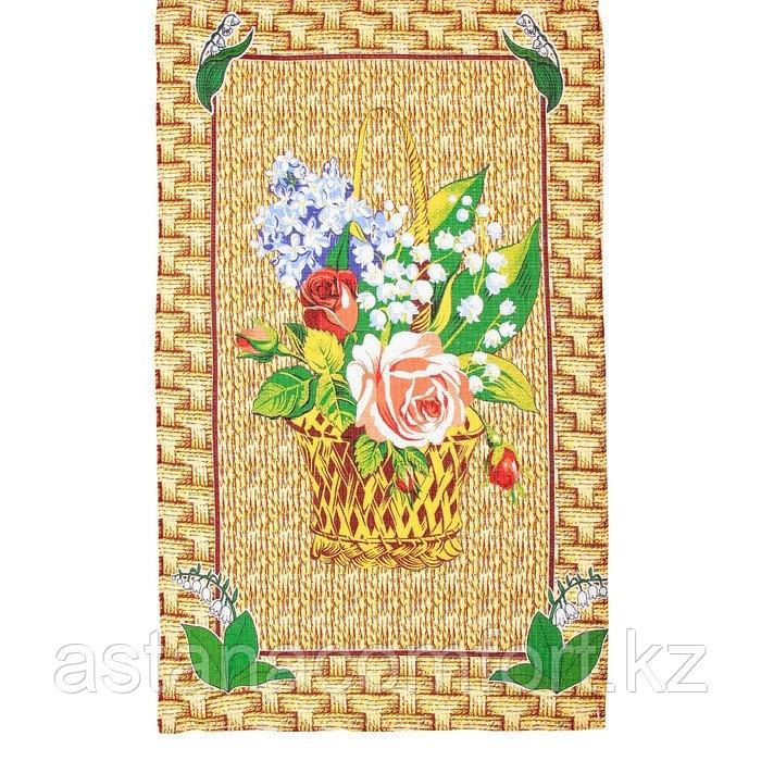 Кухонные полотенца в ассортименте. Рогожка. Россия.