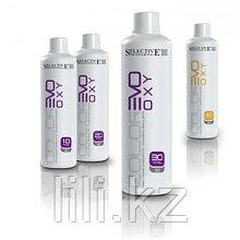 Окислительная эмульсия для крем краски ColorEVO Selective Professional Colorevo Oxy 9% (30vol), 1000 мл.